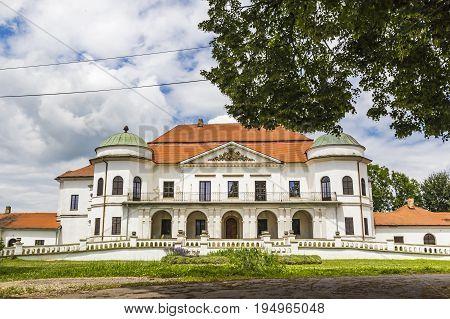 Zemplin Museum In Michalovce, Slovakia