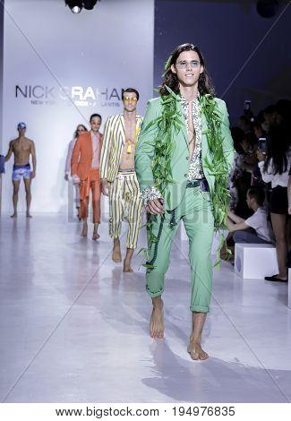Nick Graham Ss18