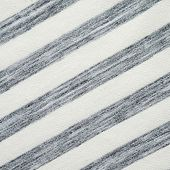 Gray and white striped pattern cotton polyester fabic texture background textile fashion backdrop wallpaper poster