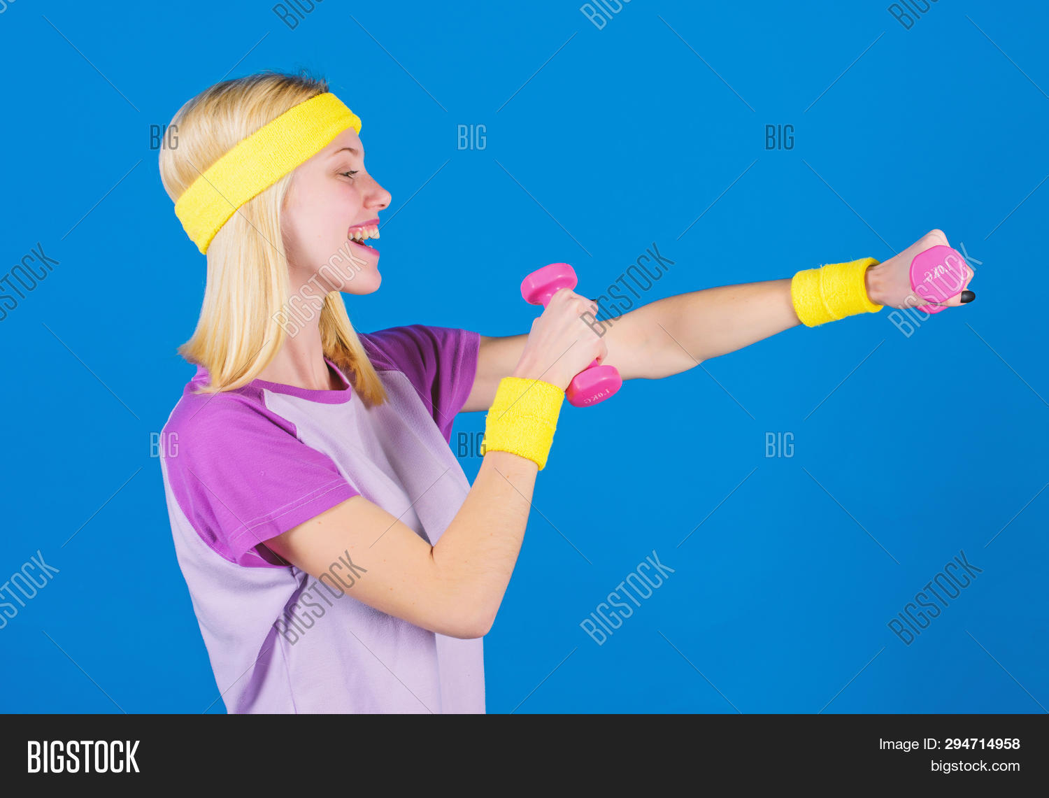 Fitness Concept  Girl Image & Photo (Free Trial) | Bigstock