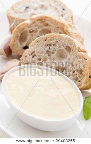 Alioli with Bread