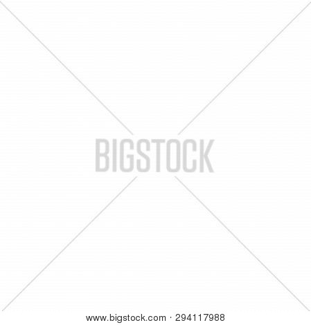 Clean Blank White Sheet Of Bond Paper Isolated. Empty Space Stationery Page For Art And Craft Materi