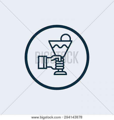 poster of Celebration icon isolated on white background. Celebration icon simple sign. Celebration icon trendy and modern symbol for graphic and web design. Celebration icon flat vector illustration for logo, web, app,