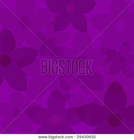 Dark Pink Flower Background.eps