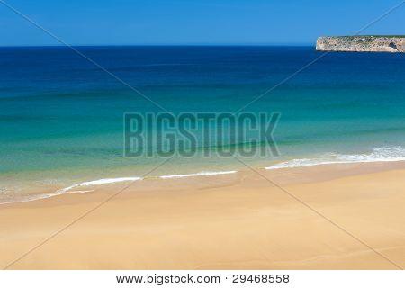 Praia De Beliche, Algarve, Portugal