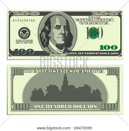 Dollar Banknote