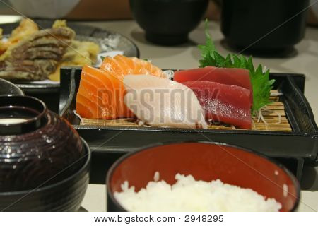 Sashimi Goodness