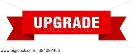 Upgrade Ribbon. Upgrade Isolated Sign. Upgrade Banner