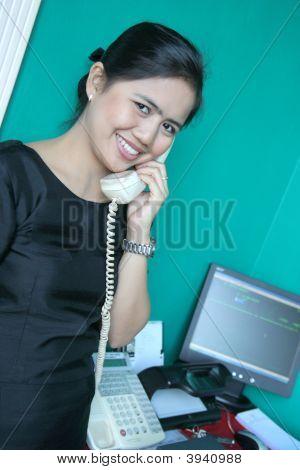 Mitarbeiter-calling