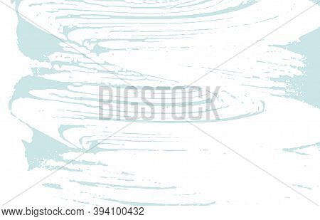 Grunge Texture. Distress Blue Rough Trace. Breathtaking Background. Noise Dirty Grunge Texture. Radi