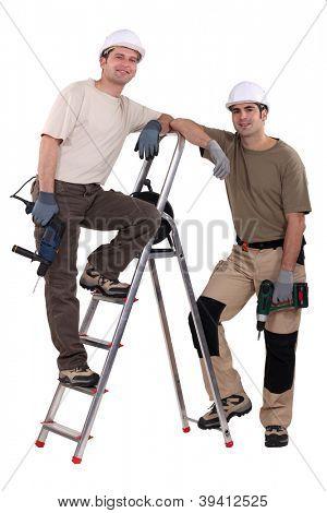 Builders with powertools
