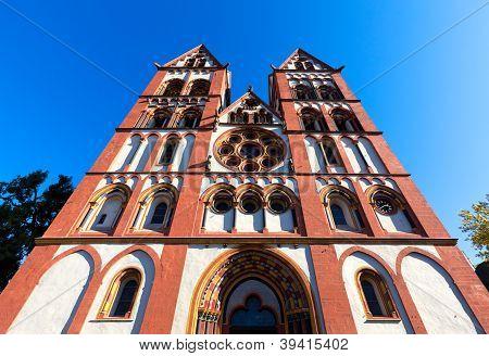 Limburg Cathedral, Germany