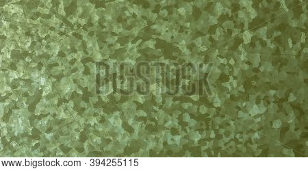 Khaki Texture. Watercolour Camouflage Material. Green Combat Fabric. Graphic Woodland Design. Grey K