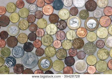 Coin Background