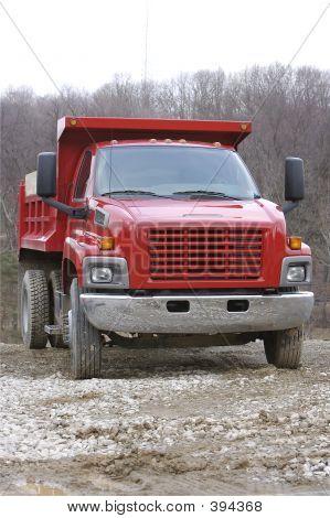 Dump Truck Big Rig