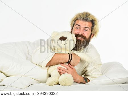Good Vibes. Imaginary Friends. I Am Not Alone. Cute Teddy Bear Toy. Lovely Hipster. Positive Bedroom