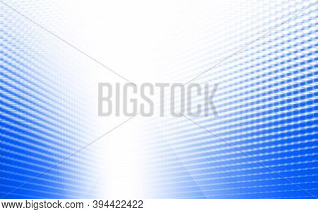 Blue Modern Abstract Geometric Background With Soft Light, Suitable As Business Background, Corporat