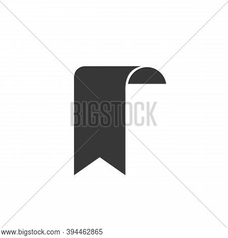 Bookmark Outline And Filled Vector Icon Sign Symbol