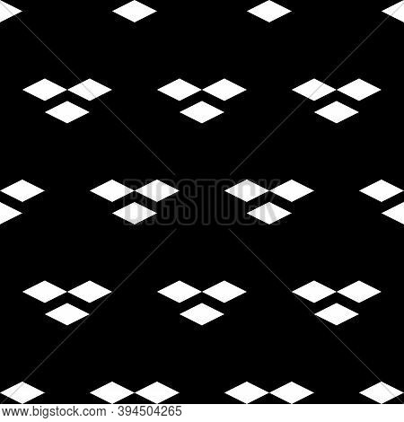 Ethnic Motif.seamless Pattern. Geometric Background. Rhombuses Ornament. Digital Paper, Textile Prin