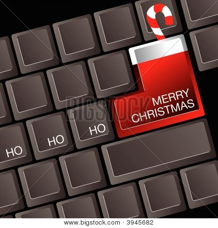 Christmas Keyboard