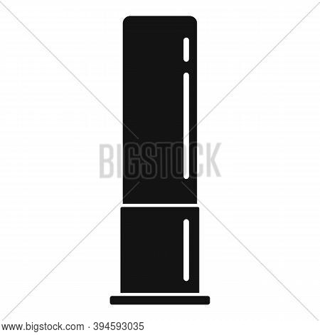 Safari Hunting Rifle Cartridge Icon. Simple Illustration Of Safari Hunting Rifle Cartridge Vector Ic