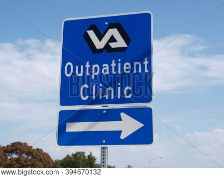 A New Va Outpatient Clinic That Is Within A Ten Mile Radius Of Another One Just Opened In The Metrop