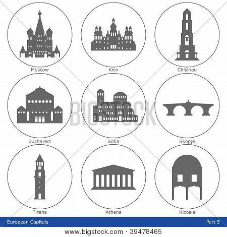 European Capitals - Part 5