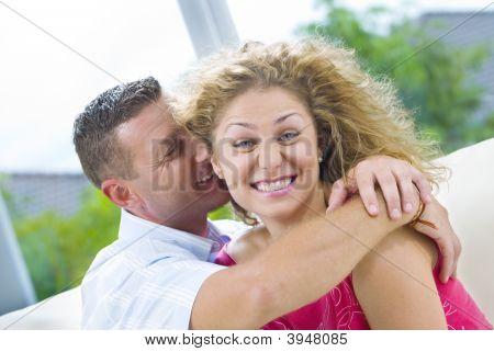 Hug And Whisper