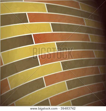 Abstract Brick