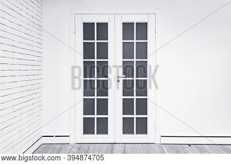 Doors Inside Of The Luxury Prestige Apartments.