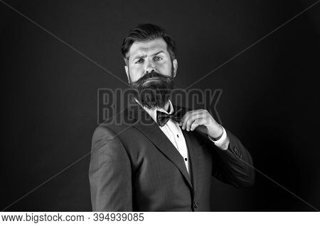 Businessman Formal Outfit. Classic Style Aesthetic. Masculine Aesthetic. Few Grooming Life Hacks Hel