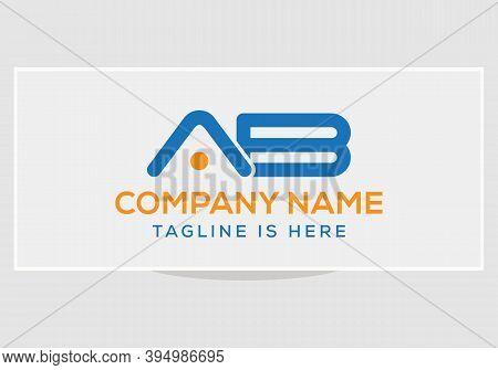 Ab Logo Initial Letter Design. Ab Logo Initial Letter Design. Ab Company Group Linked Letter Logo