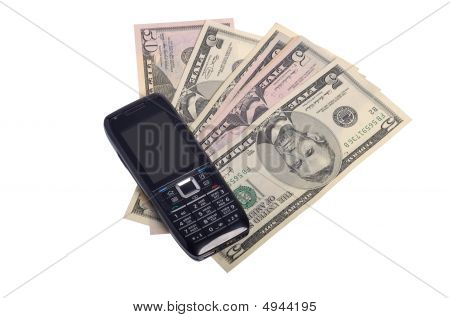 Mobile Phone And Money