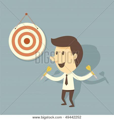 Target Businessman