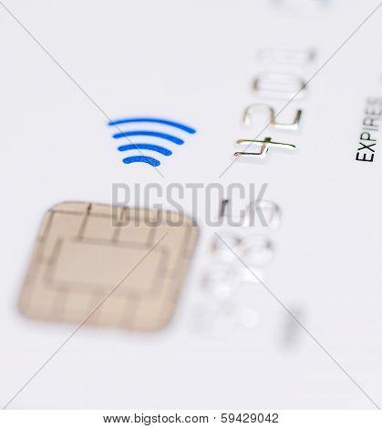 Contactless Credit Card