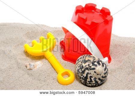 Plastic Play Toys For Beach
