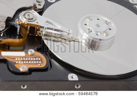 Parsed Hard Disk Drive