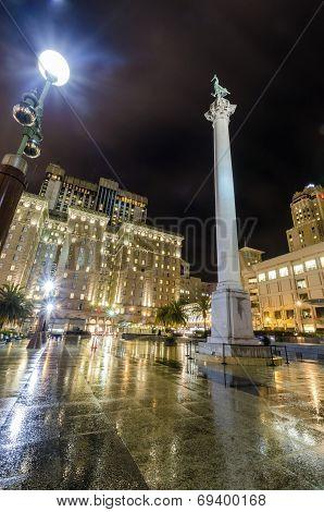 Union Square, San Francisco, California