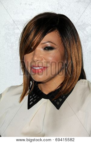 LOS ANGELES - AUG 2:  Tisha Campbell at the Vivica A. Fox's Fabulous 50th Birthday Party at the Phillippe Chow on August 2, 2014 in Beverly Hills, CA