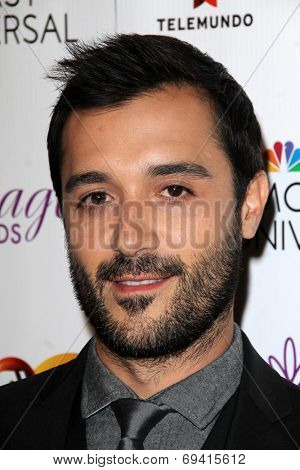LOS ANGELES - AUG 1:  Frankie J. Alvarez at the Imagen Awards at the Beverly Hilton Hotel on August 1, 2014 in Los Angeles, CA