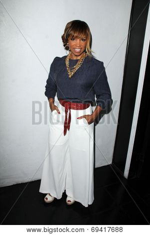 LOS ANGELES - AUG 2:  Elise Neal at the Vivica A. Fox's Fabulous 50th Birthday Party at the Phillippe Chow on August 2, 2014 in Beverly Hills, CA