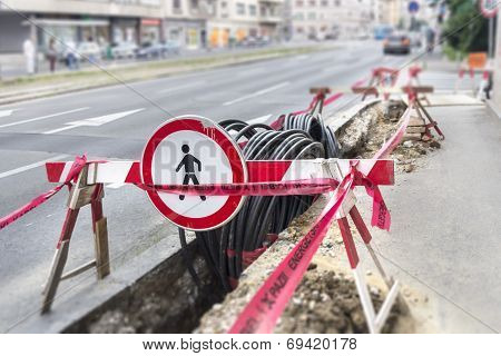 Optic And Electric Cable