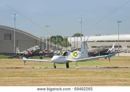 Airbus E-Fan Electric Plane