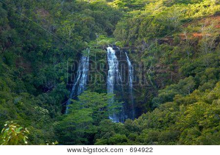 Triple Waterfalls