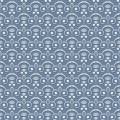 color seamless tileable background pattern . vector illustration poster