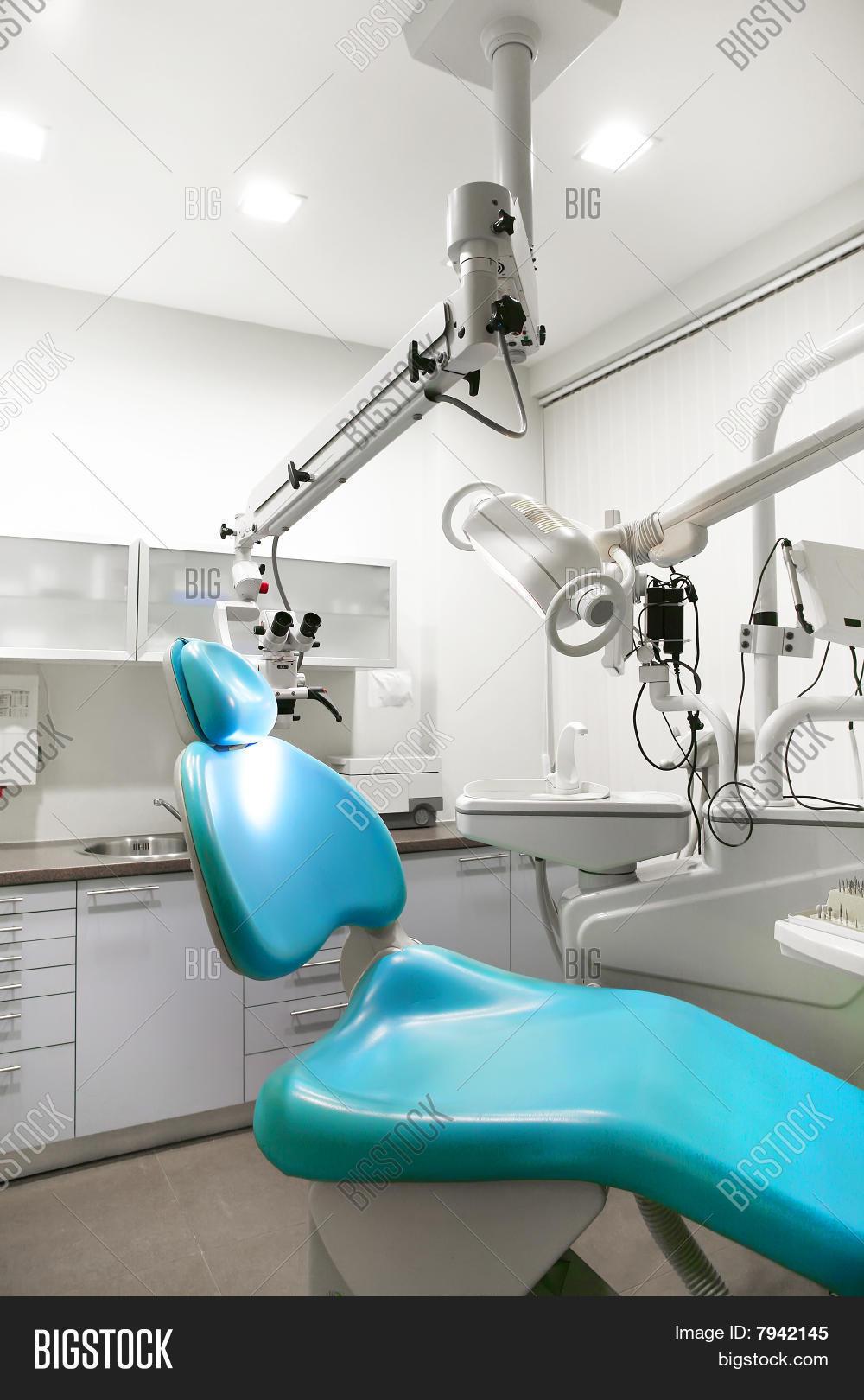 Dental Clinic Interior Image Photo Free Trial Bigstock