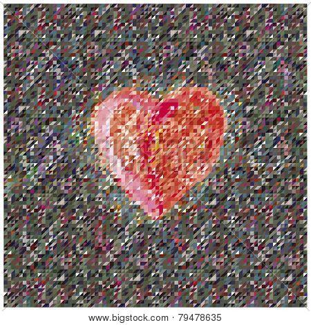 Abstract Geometrical Love