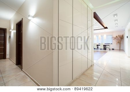 Large Elegant Hallway