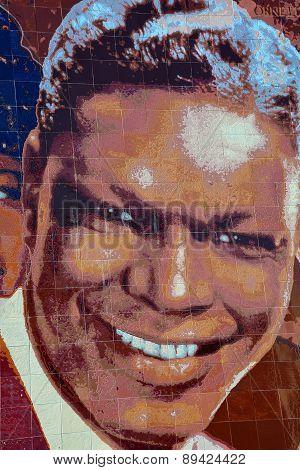 Hollywood Jazz 1945-1972 mural