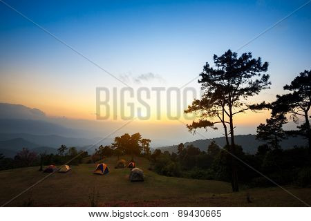 Huai Nam Dang Antional Park